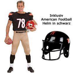 American Football Kostüm